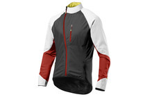 Mavic HC H2O Jacket black/white